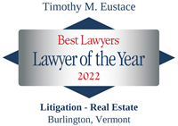 LOTY Logo for Timothy M. Eustace