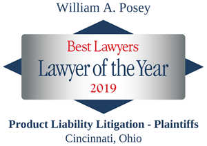 LOTY Logo for William A. Posey