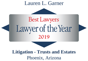 LOTY Logo for Lauren L. Garner