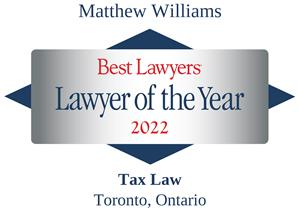 LOTY Logo for Matthew Williams