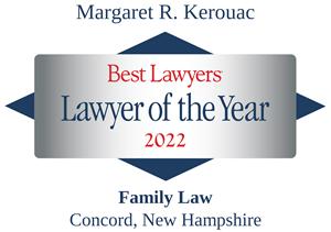 LOTY Logo for Margaret R. Kerouac