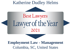Best Lawyers Lawyer of the Year Award Badge