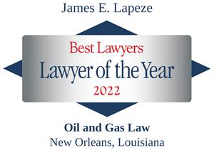 LOTY Logo for James E. Lapeze