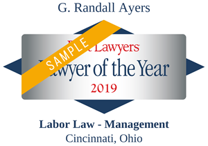 LOTY Logo for G. Randall Ayers