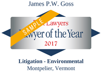 LOTY Logo for James P. W. Goss