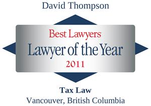 LOTY Logo for David Thompson