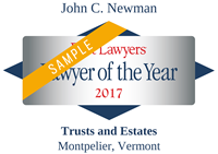 LOTY Logo for John C. Newman