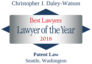 2018 Best Lawyers Award Badge