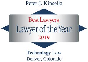 2019 Best Lawyers Award Badge