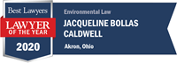 LOTY Logo for Jacqueline Bollas Caldwell