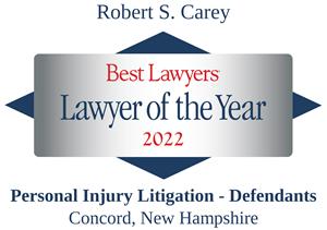 LOTY Logo for Robert S. Carey