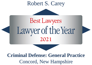 LOTY Logo for Robert S. Carey