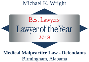 Michael Wright Lawyer of the Year Accolade 2018