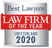 Law Firm of the Year Badge for Switzerland