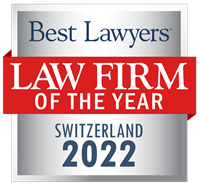 Law Firm of the Year Badge for 2022 Switzerland