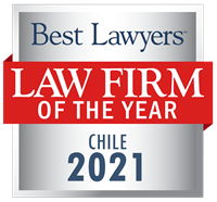 Law Firm of the Year Badge for 2021 Chile