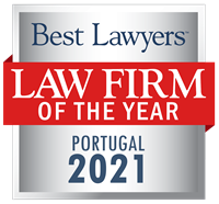 Law Firm of the Year Badge for 2021 Portugal