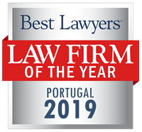 Law Firm of the Year Badge for 2019 Portugal