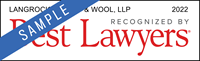Listed in Best Lawyers 2015