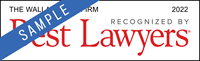 The Wallach Law Firm has been listed in Best Lawyers