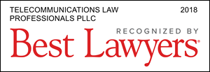 Listed Logo for Telecommunications Law Professionals PLLC