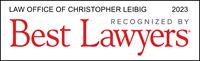Best Lawyers dot com Badge