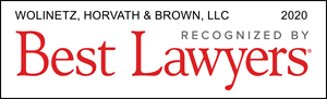Best Lawyers  - Dennis E. Horvath (2018)