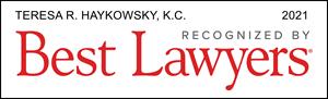 Listed Logo for Teresa R. Haykowsky
