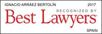 Listed Logo for Ignacio Arráez Bertolín