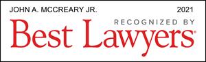 Listed Logo for John A. McCreary Jr.