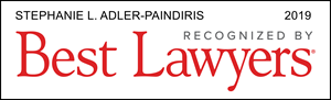 Best Lawyers 2019 - Stephanie L. Adler-Paindiris