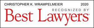 Listed Logo for Christopher K. Wrampelmeier