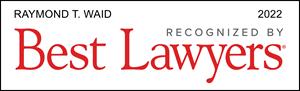 Listed Logo for Raymond T. Waid