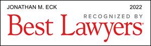 Listed Logo for Jonathan M. Eck
