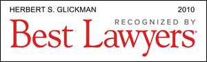 Herbert S. Glickman Listed in Best Lawyers
