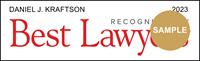 Daniel J. Kraftson Best Lawyers