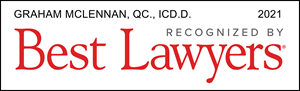 Listed Logo for Graham McLennan, QC., ICD.D.