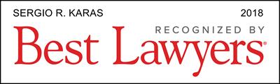 Listed Logo for Sergio R. Karas