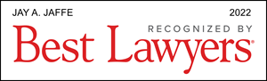 Jay A. Jaffe Listed in Best Lawyers