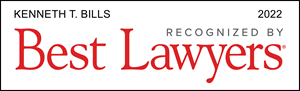 Kenneth T. Bills Listed in Best Lawyers