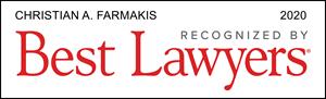 Listed Logo for Christian A. Farmakis