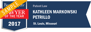 Kathleen M. Petrillo has earned a Lawyer of the Year award for 2017!