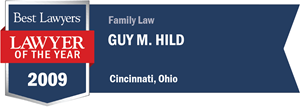 Guy M. Hild has earned a Lawyer of the Year award for 2009!