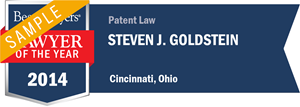 Steven J. Goldstein has earned a Lawyer of the Year award for 2014!