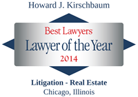 Howard Kirschbaum Named Best Lawyer of the Year