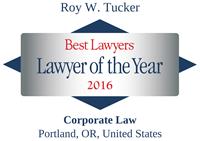 2016 Best Lawyers Award Badge