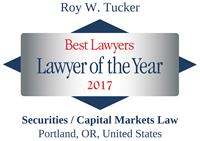 2017 Best Lawyers Award Badge