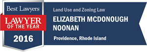 Elizabeth McDonough Noonan has earned a Lawyer of the Year award for 2016!