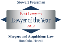 Stewart Pressman Listed in Best Lawyers