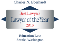 Best Lawyers Lawyer of the Year 2013 logo